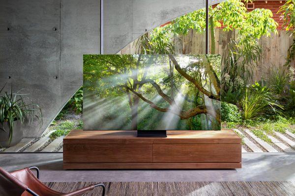 Sau công nghệ 8K, Samsung đưa TV vượt khỏi định nghĩa truyền thống