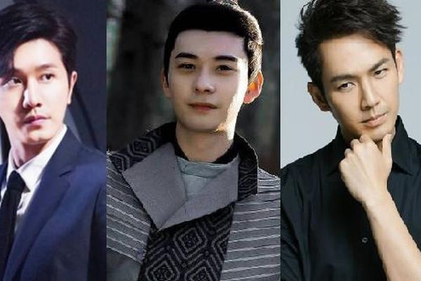 7 tra nam khiến chị em 'quay xe lẹ' trong phim Trung: Phó Thận Hành là 'đệ nhất trai đểu'
