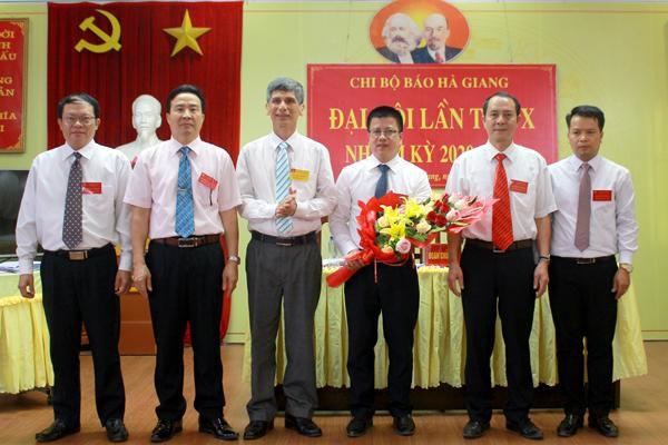 Xây dựng Báo Hà Giang ngày càng phát triển