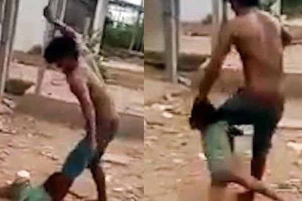 Người cha nhẫn tâm đánh, giẫm đạp con gái 6 tuổi đối diện mức án nào?