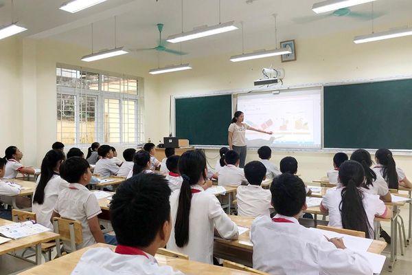 Hợp tác công - tư: Hiệu quả trong giáo dục