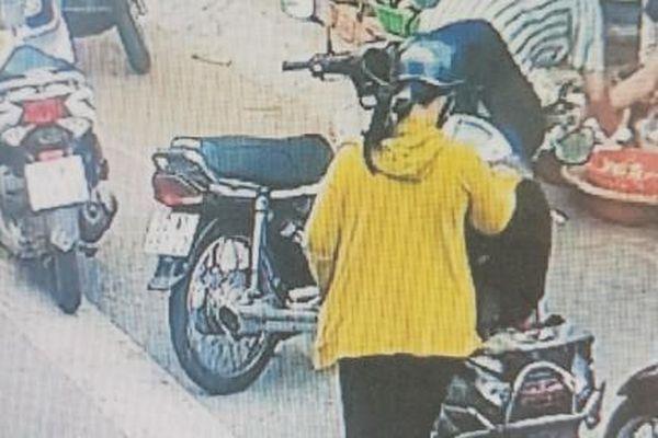 Camera vạch mặt kẻ đi xe SH trộm 100 triệu đồng