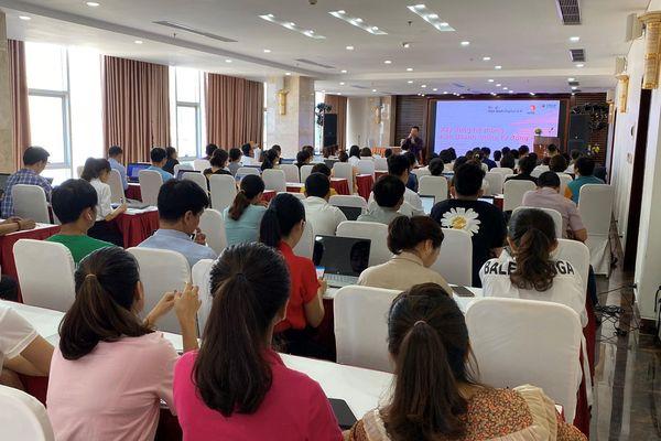 Quảng Bình: Tập huấn marketing và quảng bá online cho các doanh nghiệp du lịch