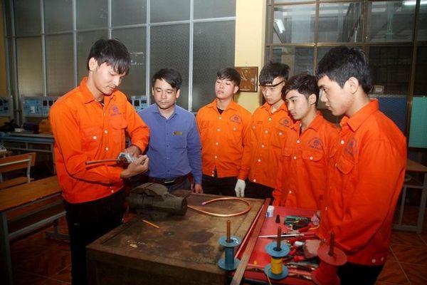 Vĩnh Phúc: Đào tạo nghề gắn với thị trường lao động
