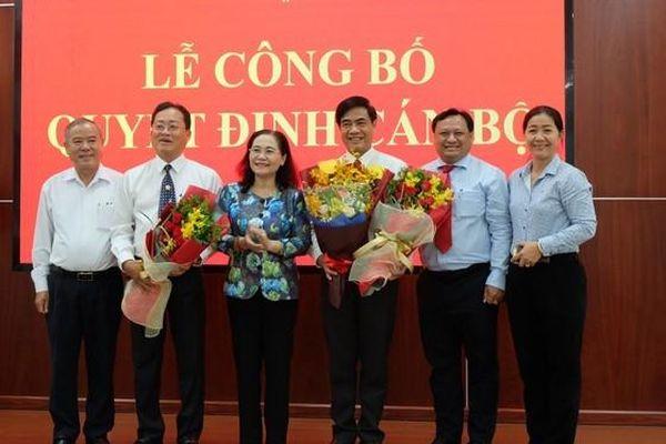 TP.HCM, Cần Thơ, Tây Ninh kiện toàn nhân sự, bổ nhiệm lãnh đạo mới
