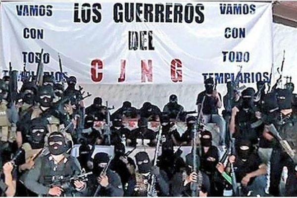 Băng đảng ma túy khét tiếng Mexico