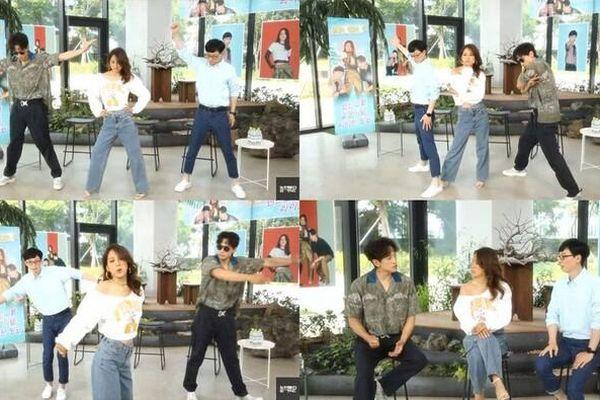 'Tân binh khủng long' Bi Rain - Lee Hyori - Yoo Jae Suk 'chốt hạ' tên nhóm, tuyên bố càn quét tất cả BXH âm nhạc