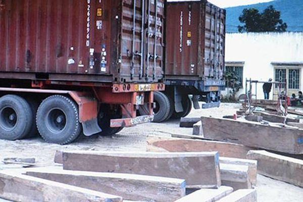 Giảm án cho kẻ đứng sau băng nhóm 'rút ruột' container xuất khẩu