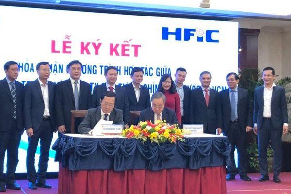 Đại học Quốc gia TP.HCM và HFIC hợp tác đầu tư nhằm nâng cao vị thế của Khu đô thị phía Đông