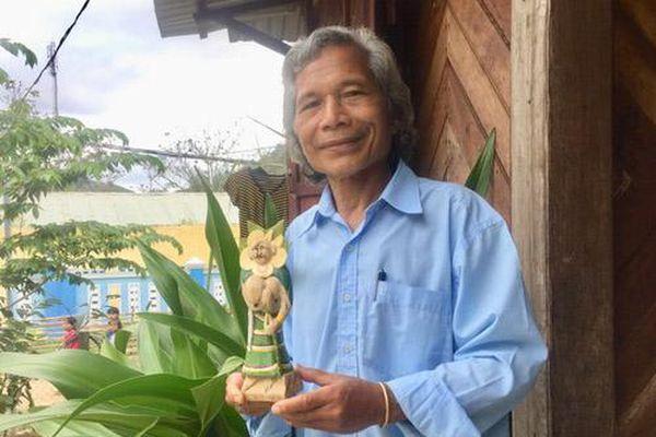 'Vua sâm ba kích' ở Tây Giang, Quảng Nam