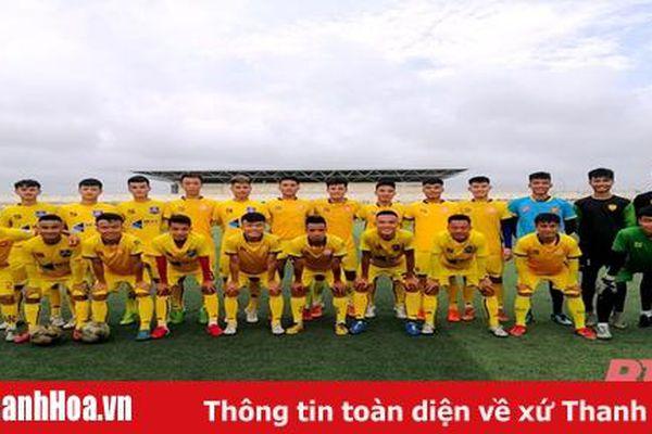 Vòng loại giải U19 quốc gia: Khe cửa khá hẹp vào vòng chung kết cho U19 Thanh Hóa