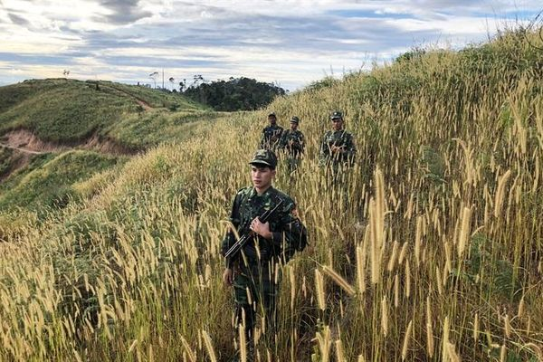 Xây dựng Luật Biên phòng Việt Nam là xây dựng Chiến lược bảo vệ biên giới quốc gia trong tình hình mới