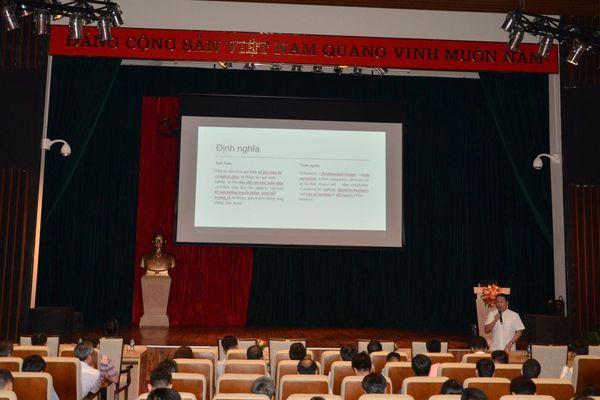 Đào tạo 100 chuyên gia triển khai Chính phủ điện tử