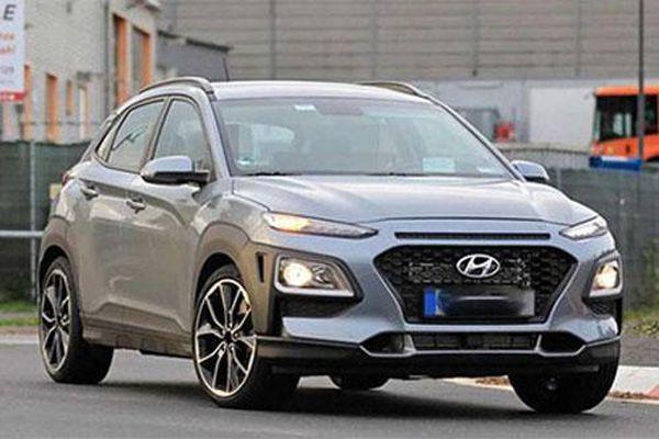 Hyundai Kona bản thể thao sẽ có động cơ Turbo mạnh 275 mã lực, giá mềm, đấu Honda HR-V, Ford EcoSport