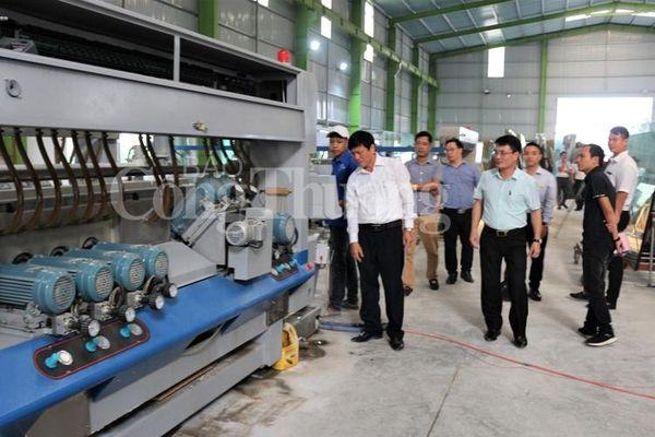 Quảng Bình: Sáu tháng đầu năm, giá trị sản xuất công nghiệp tăng 6%