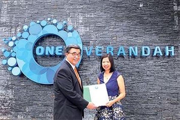 CBRE quản lý vận hành độc quyền dự án One Verandah của Mapletree Việt Nam