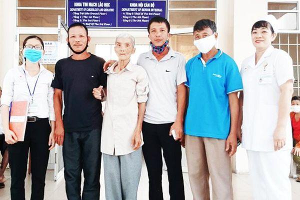 Bệnh viện Đa khoa tỉnh Khánh Hòa tìm người thân thất lạc 12 năm cho bệnh nhân