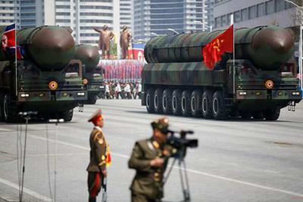 Triều Tiên tuyên bố tiếp tục phát triển vũ khí hạt nhân