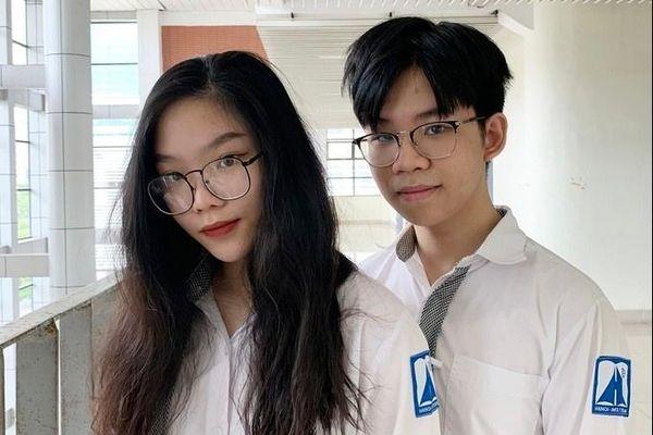 Chị em sinh đôi là HSG quốc gia, cùng giành học bổng Mỹ