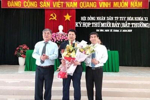 Thành phố Tuy Hòa có tân Chủ tịch 39 tuổi