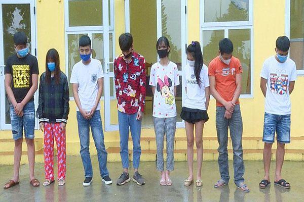 Bắc Ninh: Liên tiếp triệt phá nhiều hoạt động mua bán, sử dụng chất ma túy