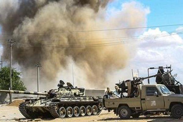 Libya: Đấu trường cho lính đánh thuê Nga- Thổ