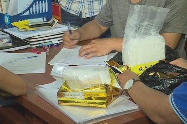 Phát hiện một đường dây vận chuyển 1,8kg ma túy đá từ biên giới về Đắk Lắk tiêu thụ