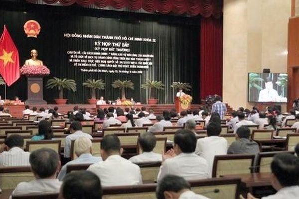 Lịch tiếp xúc cử tri trước Kỳ họp thứ 20 HĐND TPHCM Khóa IX (Đợt 3)