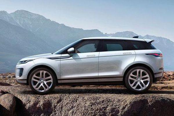 Range Rover Evoque thế hệ thứ hai sắp ra mắt, 'tràn ngập' công nghệ hiện đại