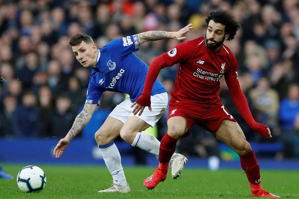 Liverpool-không-Salah 'hút chết' trước Everton ở trận derby Merseyside