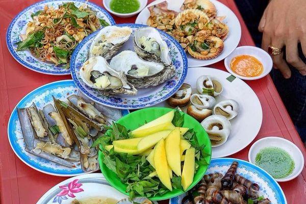 Gợi ý lịch trình ăn uống ở Quy Nhơn trong 24 giờ