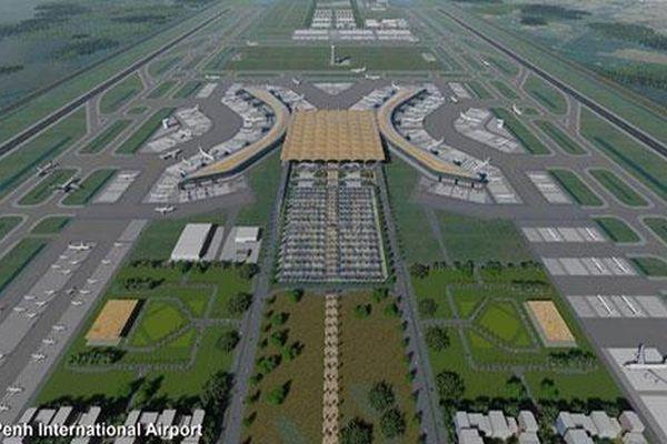 Campuchia đầu tư 1,5 tỷ USD xây thêm sân bay quốc tế