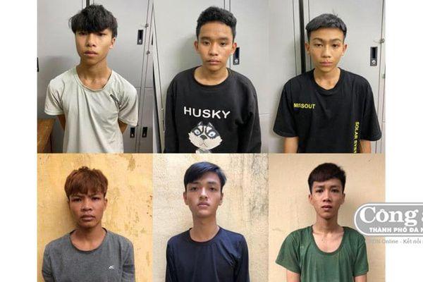 6 trai bản rủ nhau đi cướp giật