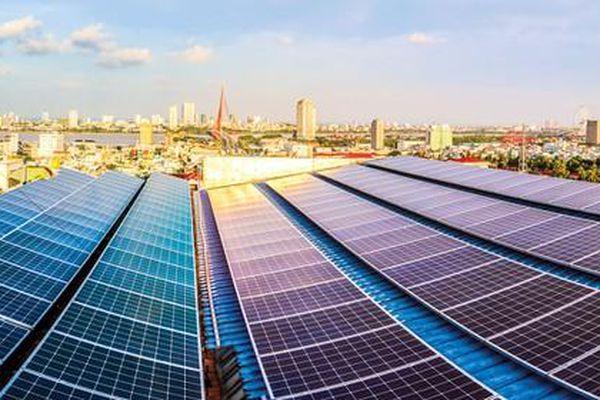Điện mặt trời chưa hấp dẫn nhà đầu tư ngoại