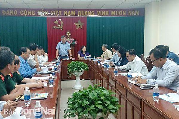 Dành 3,3ha làm trường học tại TP.Biên Hòa