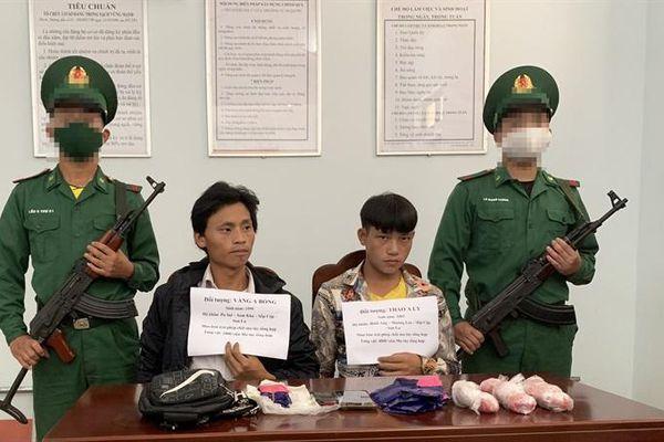 'Khóa chặt' biên giới để ngăn ngừa tội phạm