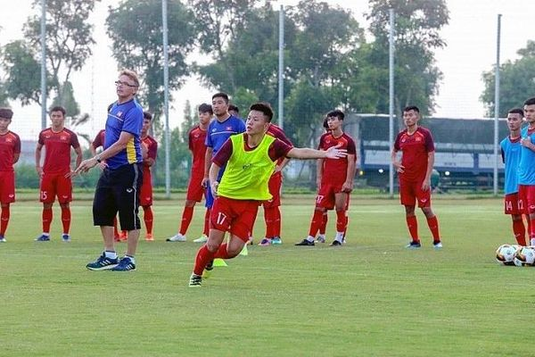 U19 Việt Nam tiếp tục triệu tập 30 cầu thủ cho đợt tập trung thứ 2