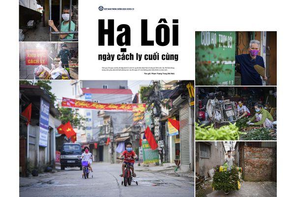 Triển lãm ảnh thời sự - nghệ thuật 'Việt Nam phòng, chống dịch Covid-19'