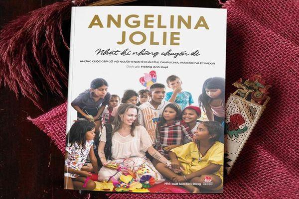 Tự truyện về hành trình đặc biệt của Angelina Jolie
