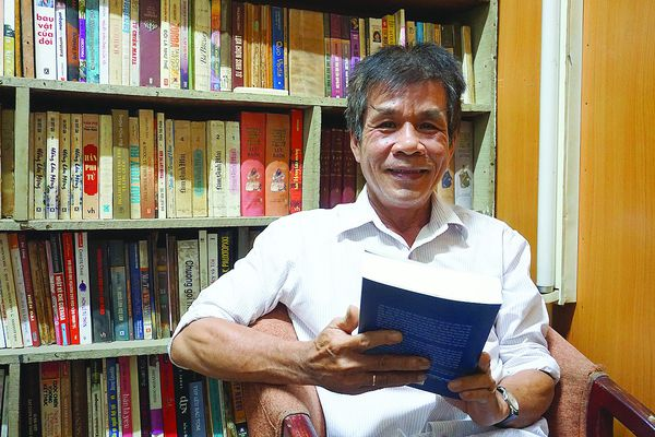 Nhà thơ Lê Minh Quốc: Nghiên cứu văn hóa là một công việc lâu dài