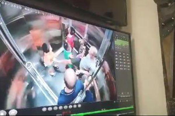 Khởi tố vụ án cụ ông dâm ô bé trai trong thang máy ở Hà Nội