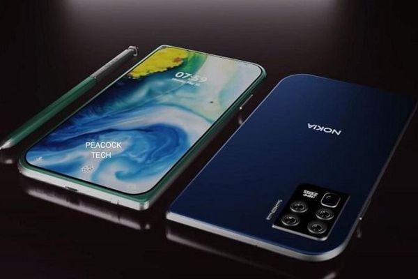 Tuyệt mỹ Nokia 7610 5G - 'Chiếc lá' huyền thoại tái sinh