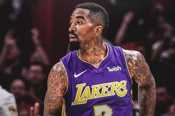 Lakers đạt thỏa thuận chiêu mộ JR Smith