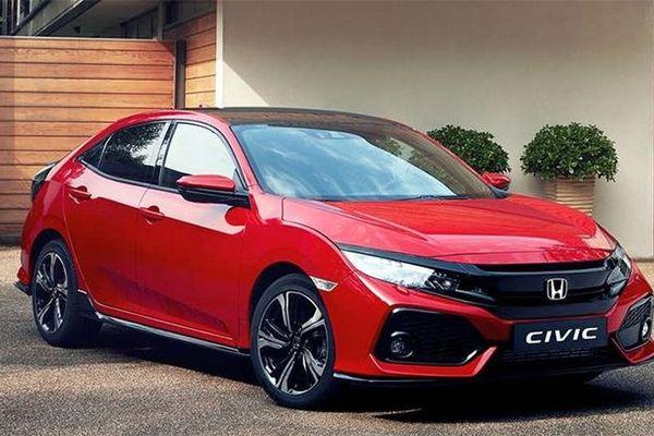 Giá xe ô tô hôm nay 3/7: Honda Civic dao động từ 729 - 934 triệu đồng