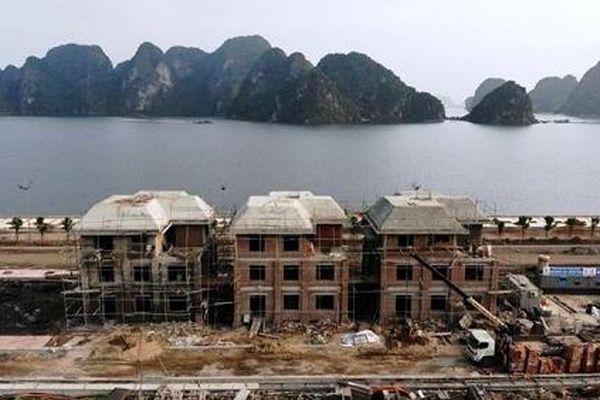 Quảng Ninh: Giao đất không qua đấu giá tại Dự án Green Dragon City?