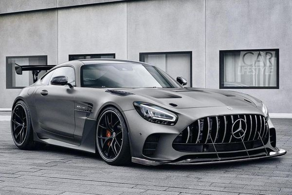 Mercedes-AMG GT Black Series mạnh nhất có thể ra mắt trong tháng 7