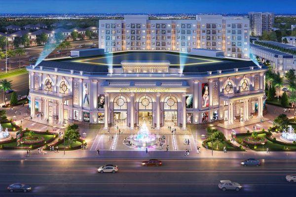 Tổ hợp tiện ích nâng tầm giá trị dự án Century City