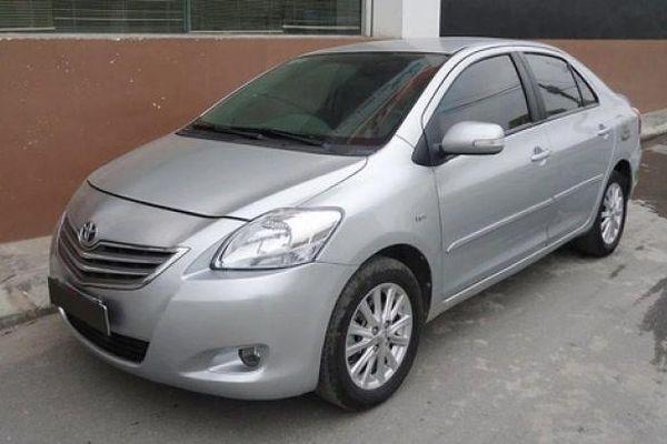 Ngân hàng TPBank thanh lý xe Toyota Vios cũ giá hơn 380 triệu đồng