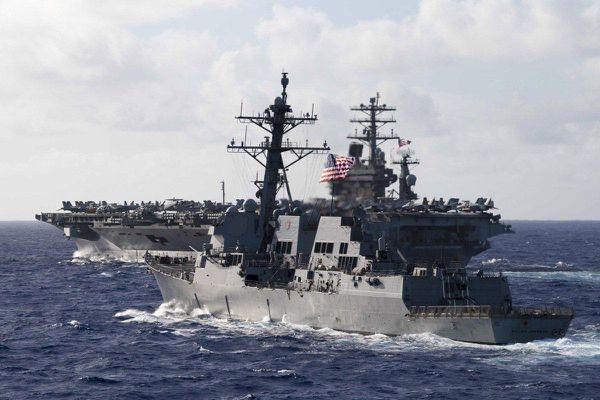 Điểm nóng mới trong cạnh tranh quân sự Mỹ - Trung