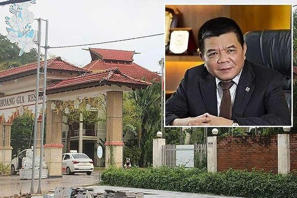 Sắp xét xử 12 người trong vụ án ông Trần Bắc Hà thao túng BIDV